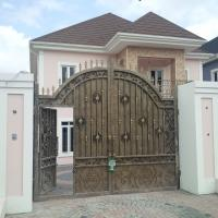 5 Bedroom Detached Duplex(all En-suite) With Jacuzzi, Cctv, Intercom, Fitted Kitchen, Car Port, Family Lounge, Ante Room And Boys Quarters, Omole Phase 1, Ikeja, Lagos, 5 Bedroom, 6 Toilets, 5 Baths House For Sale