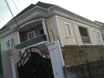 Exquisitely Finished Two Bedroom Flat, All Ensuite with Pop Finishing, New Oko-oba, Agege, Lagos, Flat for Rent