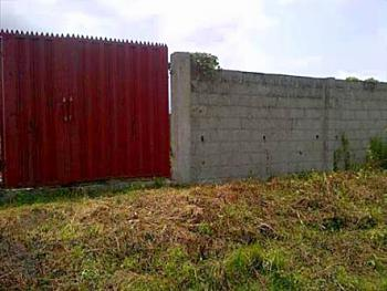 Fenced 2 Plots of Land with C of O in a Safe Neighborhood, Woji, Port Harcourt, Rivers, Residential Land for Sale
