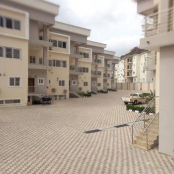 5 Bedroom Terraced House with 2 Room Bq, Guzape District, Abuja, Terraced Duplex for Rent
