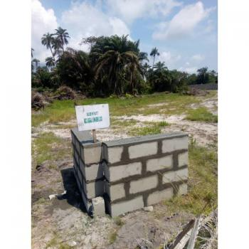 The Best Ocean View Dry Land with Befitting Features., 15 Mins Away From Dangote Refinery., Ogogoro, Ibeju Lekki, Lagos, Mixed-use Land for Sale