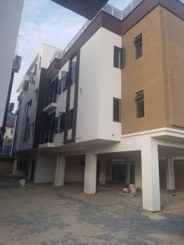 3 Bedroom En-suite Flat with a Room Bq in a Fully Serviced Estate, Lekki Phase 1, Lekki, Lagos, Flat for Sale