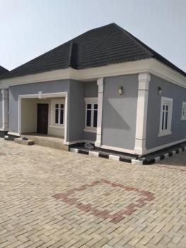 3 Bedroom Bungalow with Bq, Gwarinpa, Abuja, Detached Bungalow for Sale