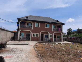 Building Consists of Four Numbers of Two Bedroom Apartments, Obadore Akesan, Akesan, Alimosho, Lagos, Block of Flats for Sale