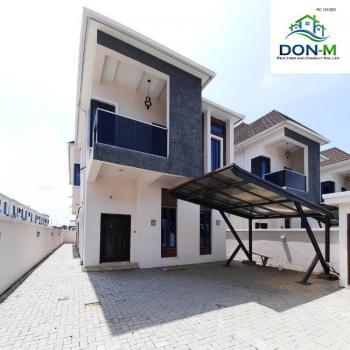 4 Bedroom Luxury Duplex + Bq, Lekki Phase 1, Lekki, Lagos, Detached Duplex for Sale