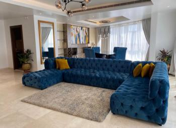 Exquisitely Finished Furnished Luxurious Lagoon Views Apartments, Eko Altantic City, Victoria Island Extension, Victoria Island (vi), Lagos, House Short Let