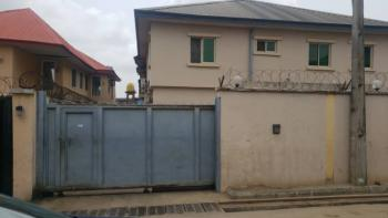 Very Decent Block of 4 Flats of 3 Bedroom and a Room Bq Each,, Off Kudirat Abiola Way., Oregun, Ikeja, Lagos, Block of Flats for Sale