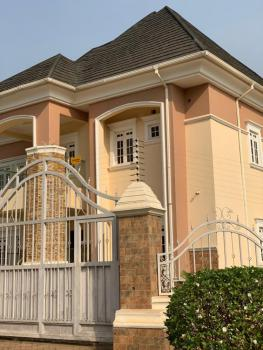 Well Finished 4 Bedroom Detached House with 2 Rooms Bq, Efab Estate, Gwarinpa, Abuja, Detached Duplex for Sale