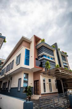 Gigantic All Ensuite 4 Bedrooms with Bq, Buena Vista Estate, Lekki Phase 2, Lekki, Lagos, Semi-detached Duplex for Sale