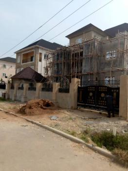 a Cheap Uncompleted Fully Detached Duplex, Jahi, Abuja, Detached Duplex for Sale