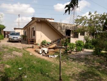 a 2 Bedroom Flat, Warehouse and Half Plot of Unused Land., Ait Road., Alagbado, Ifako-ijaiye, Lagos, Flat for Sale