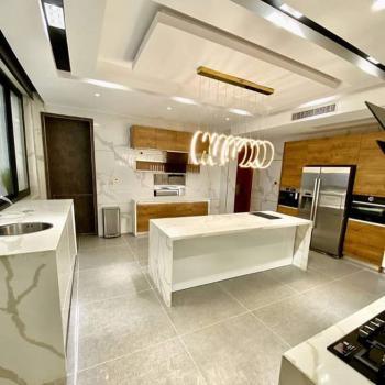 5 Bedroom Smart Home with 2 Bed Maids Room Terrace Triplex, Banana Island, Ikoyi, Lagos, Terraced Duplex for Sale