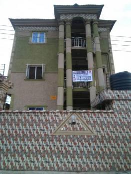 a Prepaid Metered 2 Bedroom Flat (last Floor), 10, Oyekunle Street, Orile- Agege, Oko-oba, Agege, Lagos, Flat for Rent