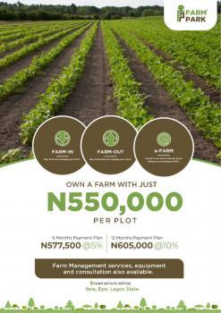 Estate Land, Ilara, Epe, Lagos, Residential Land for Sale