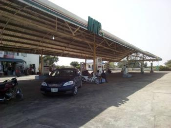 Affordable Functional Nnpc Filling Station at a Giveaway Price, Kuje Road, Kuje, Abuja, Filling Station for Sale
