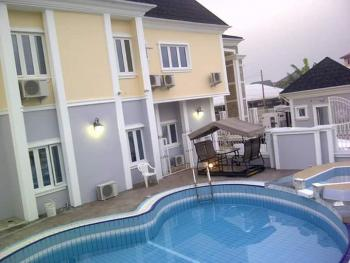 Exquisite 5 Bedroom Detached with Swimming Pool, Rumuokwurusi, Port Harcourt, Rivers, Detached Duplex for Sale