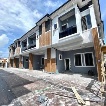 4 Bedroom Terraced Duplex Features Spacious Living Room, Chevron, Lekki, Lagos, Terraced Duplex for Sale
