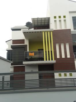 Lush 5 Bedroom Detached with Bq, Magodo Gra Phase 2, Magodo, Lagos, Detached Duplex for Sale