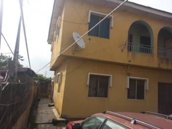 Well Maintained 8 Nos 2 Bedroom Flats with 4 Units of Shop, Okunola Street, Egbeda, Alimosho, Lagos, Block of Flats for Sale