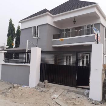 Duplex with 5 Bedrooms with Bq, United Estate, Sangotedo, Ajah, Lagos, Detached Duplex for Sale