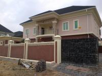 Tastefully Finished & Massive 5 Bedroom Detached Duplex With A Room Boys Quarters, Gra, Magodo, Lagos, 5 Bedroom, 6 Toilets, 5 Baths House For Sale