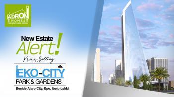 Land, Eko City Park and Gardens, Beside Alaro City, Lekki-epe Expressway, Epe, Lagos, Mixed-use Land for Sale