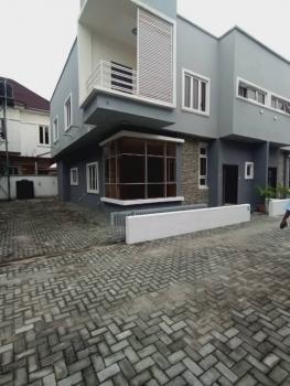 Newly Built 4 Bedroom Semi Detached Duplex with Boys Quarter, Idado, Lekki, Lagos, Terraced Duplex for Rent