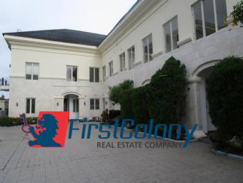 Luxury 3 Bedroom Terraced Duplex with Ample Rooms and Courtyard, Banana Island Estate, Banana Island, Ikoyi, Lagos, Terraced Duplex for Rent