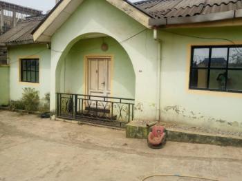 1 Bedroom Flat (mini Flat) on Half Plot of Land, Obawole, Ogba, Ikeja, Lagos, Mini Flat for Sale