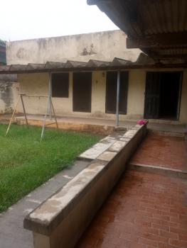 a Massive 6 Bedroom Plus Bq Self Compound, Off St Finbars Road, Akoka, Yaba, Lagos, Detached Bungalow for Rent