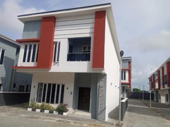 Lovely 4 Bedroom Semi-detached with Power, Vgc, Lekki, Lagos, Semi-detached Duplex for Rent