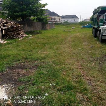Land Measuring 1725sqm (with 1,008sqm Set Back), Lekki Epe Express, Agungi Bus Stop., Agungi, Lekki, Lagos, Mixed-use Land for Sale