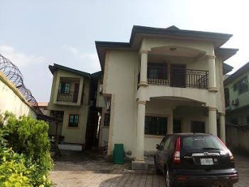 4 Bedroom Duplex, Naomi Street, Shangisha, Magodo, Lagos, Detached Duplex for Rent