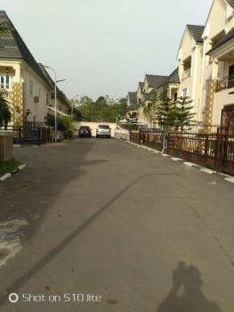 Brand New Luxury 4 Bedroom Serviced Terrace Duplex Plus Bq, Guzape District, Abuja, Terraced Duplex for Rent