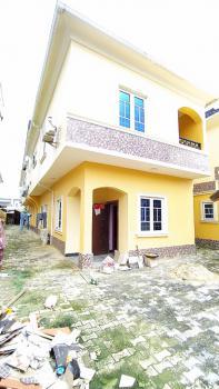 Self Serviced Brand New 4 Bedroom Terrace Duplex, Chevron, Lekki Expressway, Lekki, Lagos, Terraced Duplex for Rent