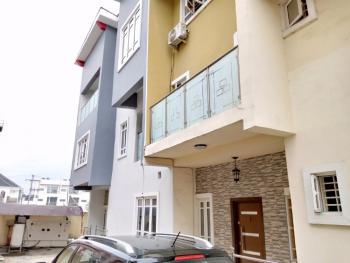 Spacious 5 Bedroom Semi Detached Duplex, Chevron Alternative, Lekki Expressway, Lekki, Lagos, Semi-detached Duplex for Rent