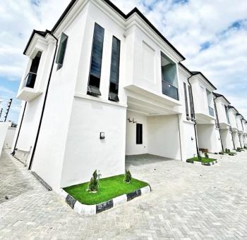 4 Bedrooms Terraced Duplex, Orchid Road By Second Toll Gate, Lekki, Lagos, Terraced Duplex for Rent