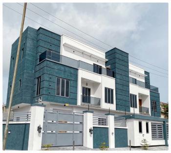 5 Bedrooms Semi Detached Duplex (corner Piece), Off Fola Osibo, Lekki Phase 1, Lekki, Lagos, Semi-detached Duplex for Sale