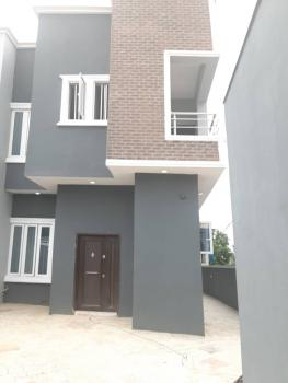Newly Built Exquisite 4 Bedroom Duplex with Bq, Magodoo Phase 1, Gra, Magodo, Lagos, Semi-detached Duplex for Sale