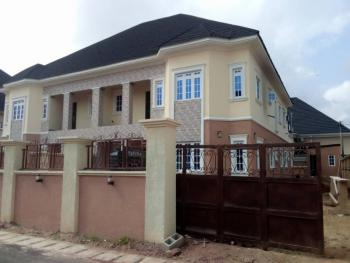 Well Finished Semi-detached 4 Bedrooms Duplex, After Jabi/ Lifecamp Round About, By Navy Quarters, Life Camp, Gwarinpa, Abuja, Semi-detached Duplex for Rent