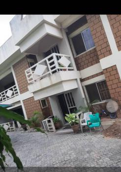 4 Bedroom Twin Duplex with One Room Bq, Wuse 2, Abuja, Detached Duplex for Sale