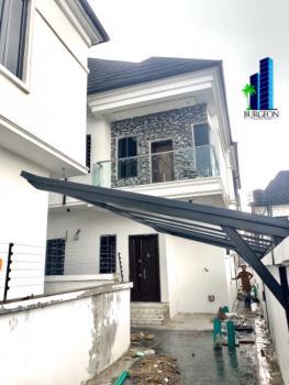 Brand New 4 Bedrooms + 1 Bq Semi Detached Duplex, Lafiaji, Lekki, Lagos, Semi-detached Duplex for Sale