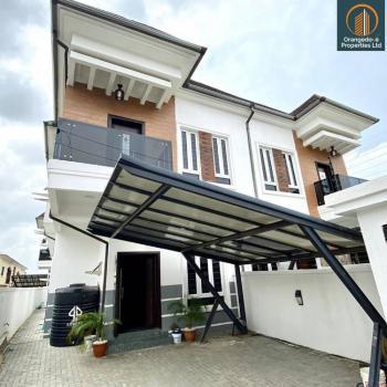 Elegantly Built, 4 Bedrooms Semi-detached Duplex, Agungi, Lekki, Lagos, Semi-detached Duplex for Sale