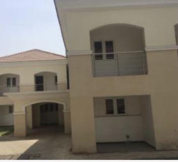 Luxury 3 Bedroom Duplex, Maitama District, Abuja, Detached Duplex for Rent