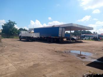 Filling Station with C of O, Onitsha - Enugu Road, Onitsha, Anambra, Filling Station for Sale
