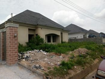 Carcass 3 Bedroom Bungalow, Off 6th Ave, Gwarinpa, Abuja, Detached Bungalow for Sale