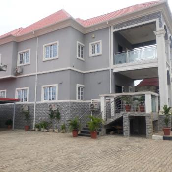 Luxury 4 Bedrooms Fully Detached Duplex with 3 Rooms Bq in an Estate, 69 Road Kafe Garden Estate, Life Camp, Gwarinpa, Abuja, Detached Duplex for Sale