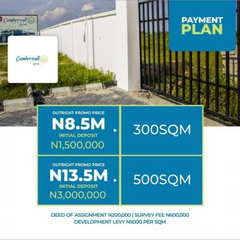 Prime Land, Camberwall Estate, Abijo Gra, Abijo, Lekki, Lagos, Residential Land for Sale