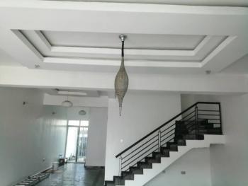 5 Bedroom Terraced Apartment with Servants Quarters & Pool, Adeyemo Alakija, Ikeja Gra, Ikeja, Lagos, Terraced Duplex for Rent