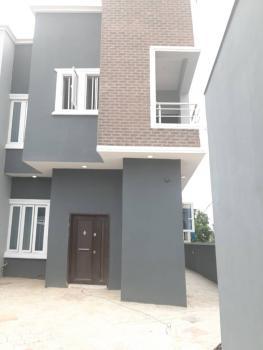 Newly Built 4 Bedroom Semi Detached, Off Ayodele Fanoki Street, Magodo, Lagos, House for Sale